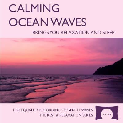 calming ocean waves cd relaxation meditation