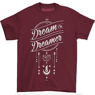 Dreamer Men's T-Shirt