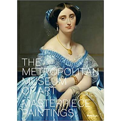 masterpiece paintings book metropolitan museum art