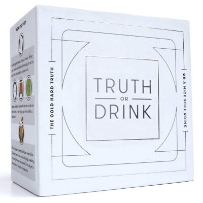 Adult Card Game: Truth or Drink