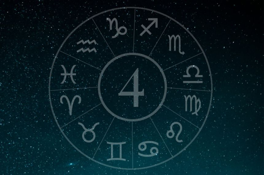 What is the Zodiac Sign for April in Astrology?