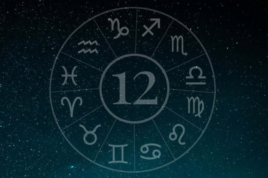 What is the Zodiac Sign for December in Astrology?