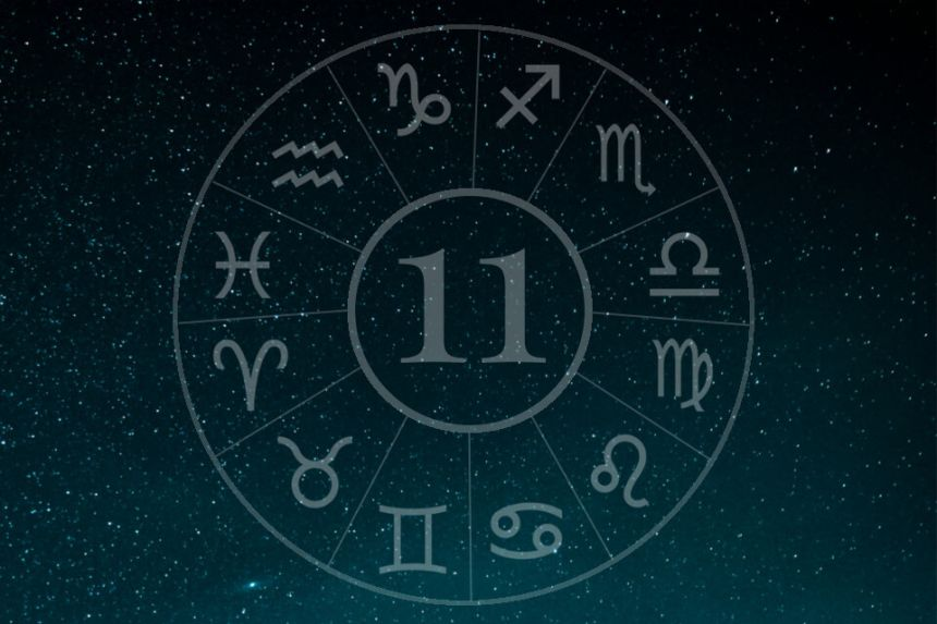 What is the Zodiac Sign for November in Astrology?