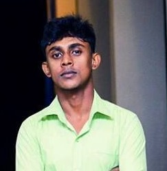 Lahiru Sandaruwan - ARIS Contributor and Resource Person