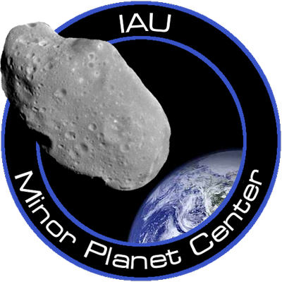 The Minor Planet Center (MPC)