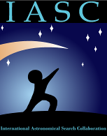The International Astronomical Search Collaboration (IASC)