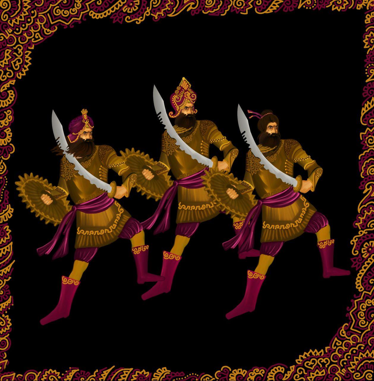 Warrior - Mehak Jain