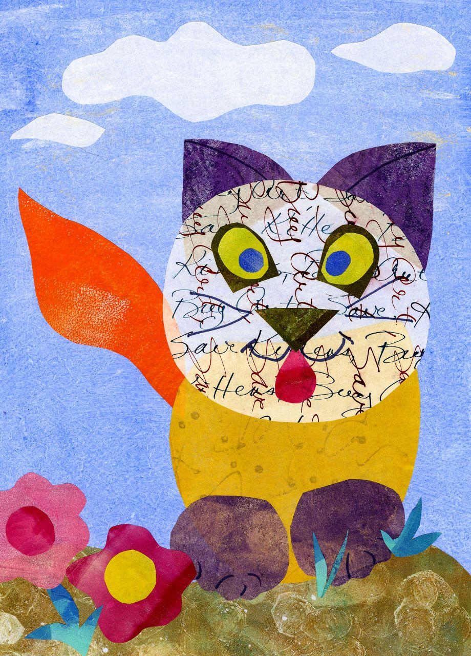 Buy Art, Save Kittens
