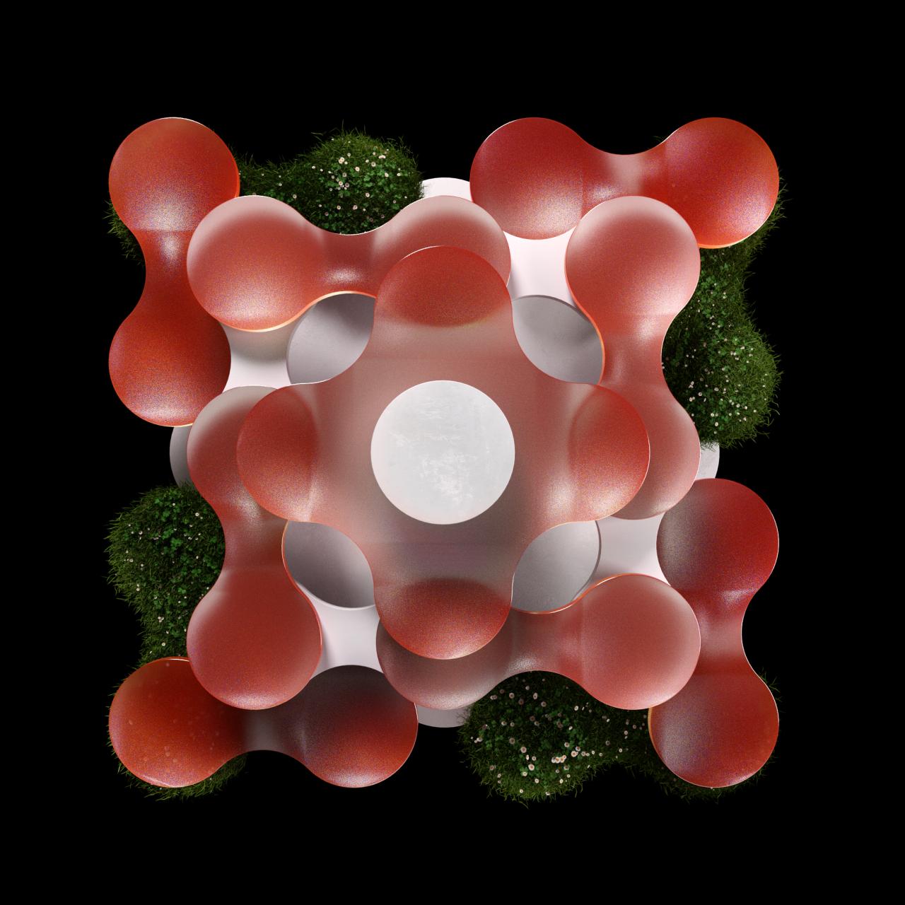 Micro Grass #002-Cell & Grass