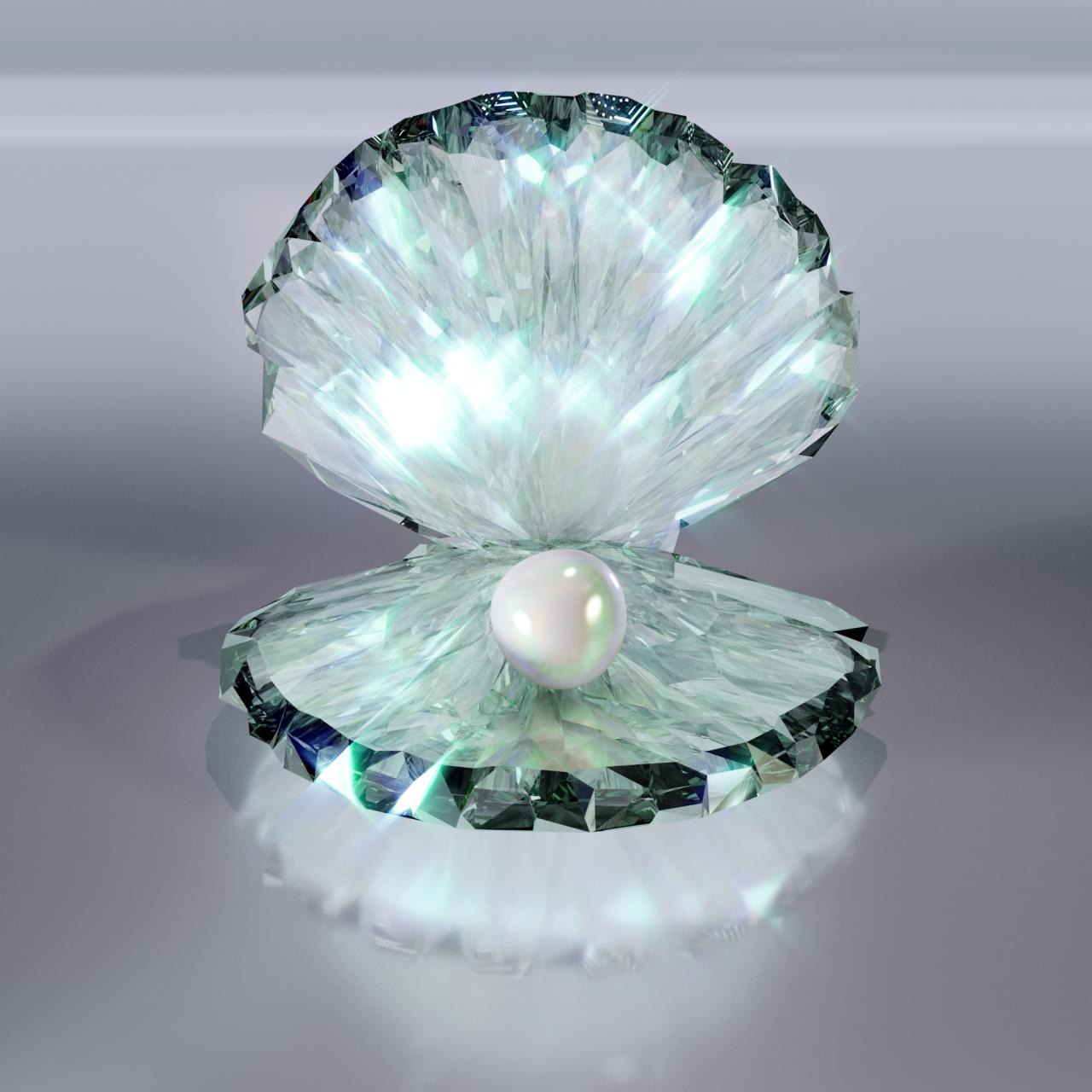 Crystal Clam