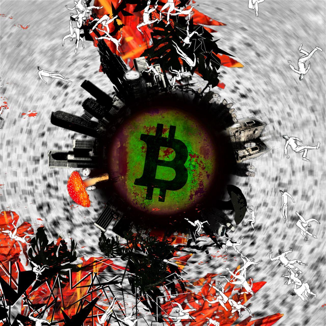 Bitcoin Makes the World Go Around