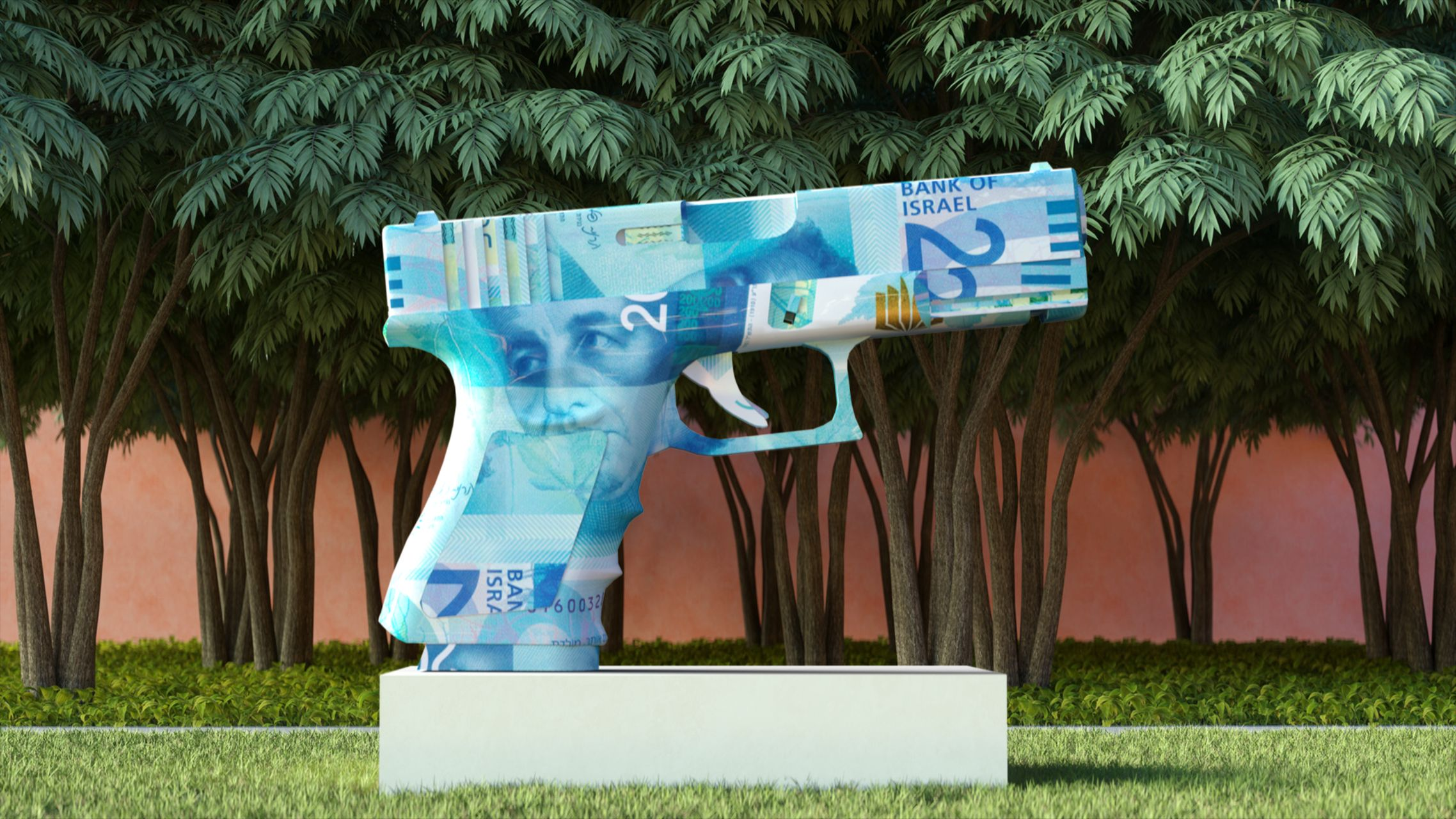 Memorial to the Victims of Fiat Money's Violence