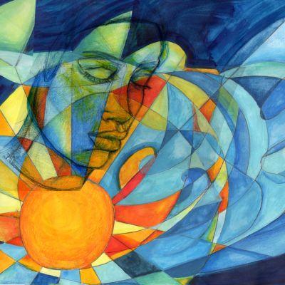 Goddess - by Brightlight