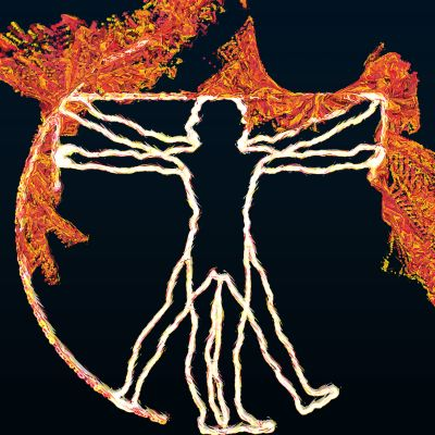 Vitruvian Man. Entry