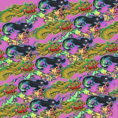 Dragon - by neurocolor