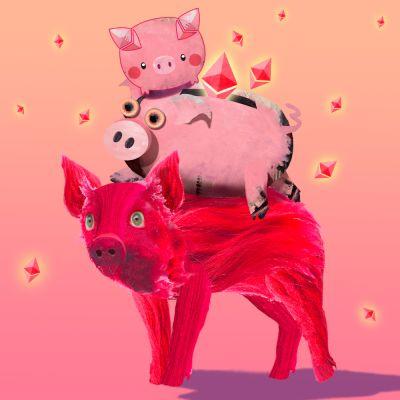Pig - by Airco Caravan