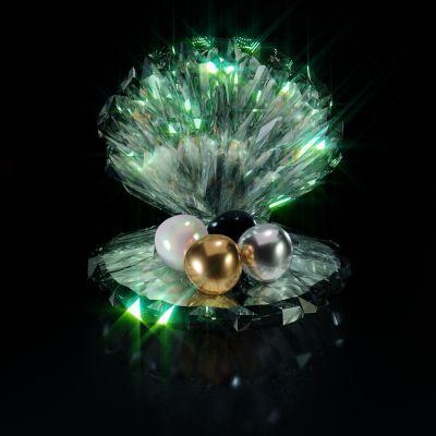 Nighttime Pearls