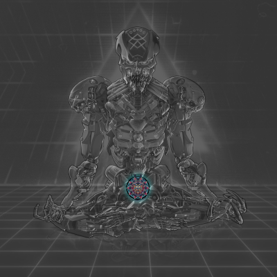 Cyborg Skeleton Accessories