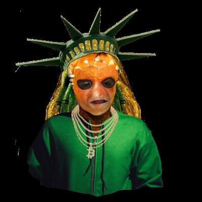 Stat(u)es of Liberty
