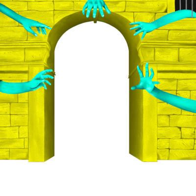 Walled in - Silje Thorn