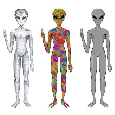 Aliens - Becca Kennedy