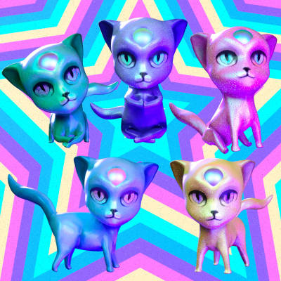 Cosmic Kitties