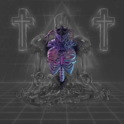 Cyborg Skeleton Torso