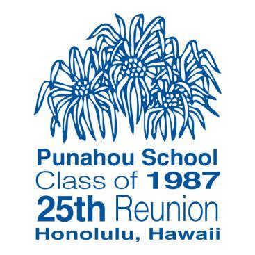 Punahou Reunion Logo
