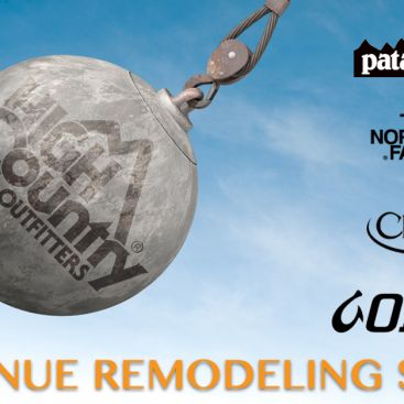 High Country Outfitters Remodeling Ad