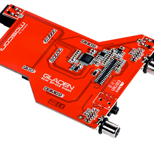 Mosconi SP-Dif base board voor DSP 6to8