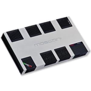 Mosconi ZERO 3 2-kanaals versterker