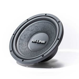 GLADEN M-LINE 10 – 25 cm High-Efficiency Subwoofer