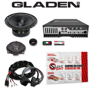 GLADEN ONE BMW Z4 Pack DSP