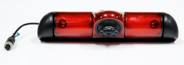 m-use remlicht-camera Fiat Ducato NTSC 170° (inc.10m kabel)