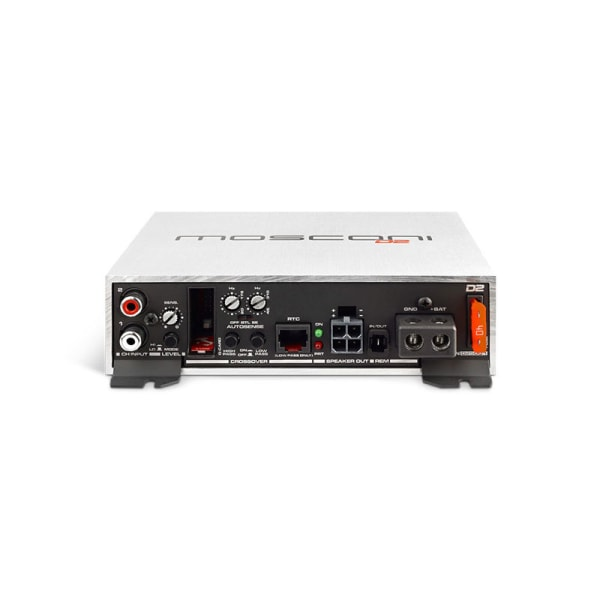 Mosconi D2 500.1, 1 x 475 watt RMS