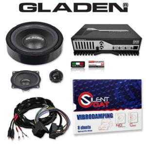 GLADEN ONE GOLF 5 Pack 1