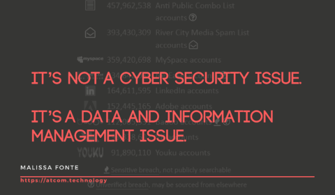 Prioritise your Data and Information Management with Atcom Tecnologys Cyber Security and Breach Prevention Checklist.