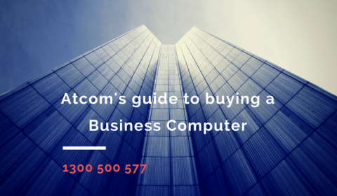 guide to buying a business computer