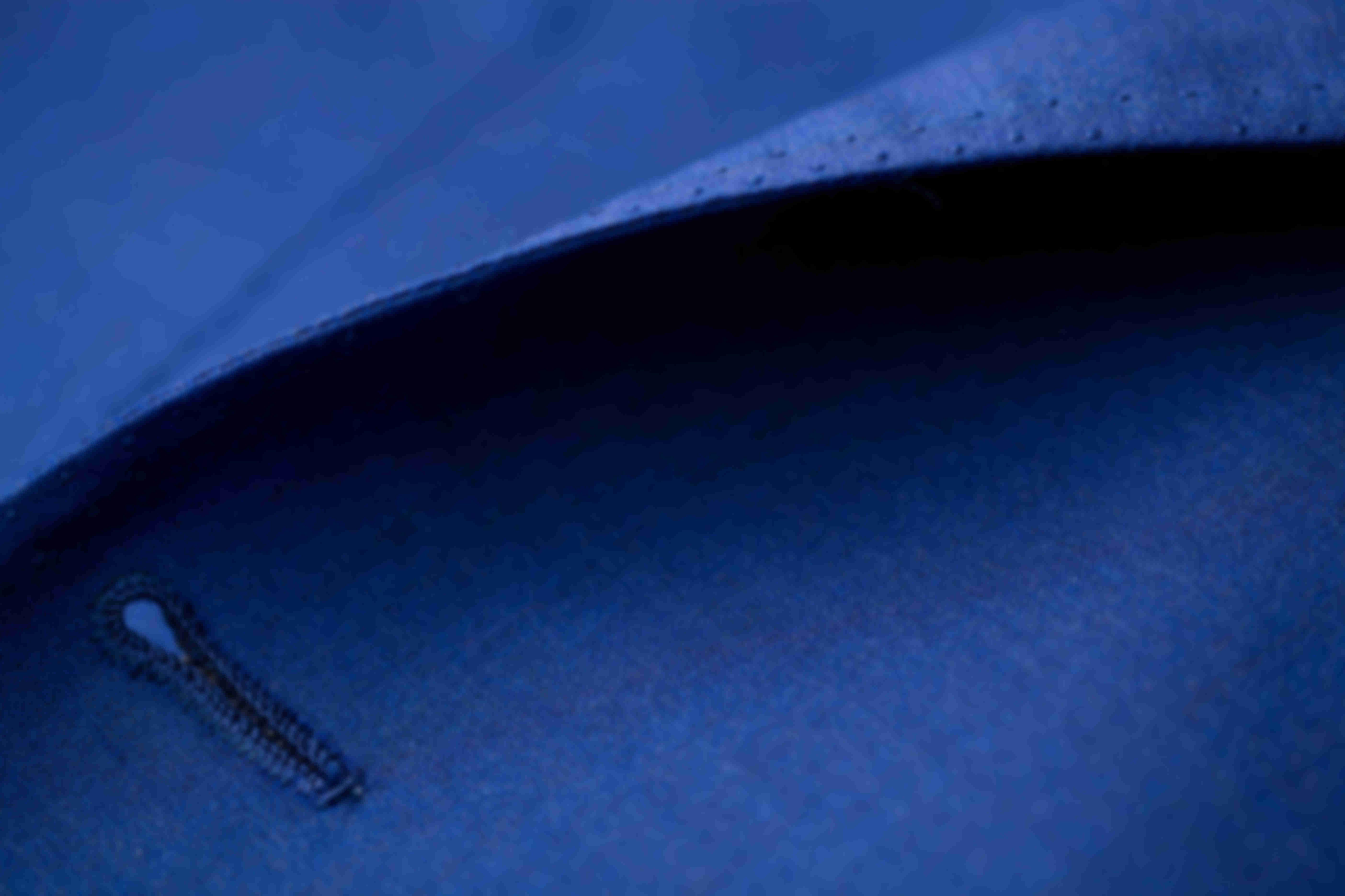 Doublure Surpiqûre AMF revers faite main sur les vestes sur mesure Atelier Mesure