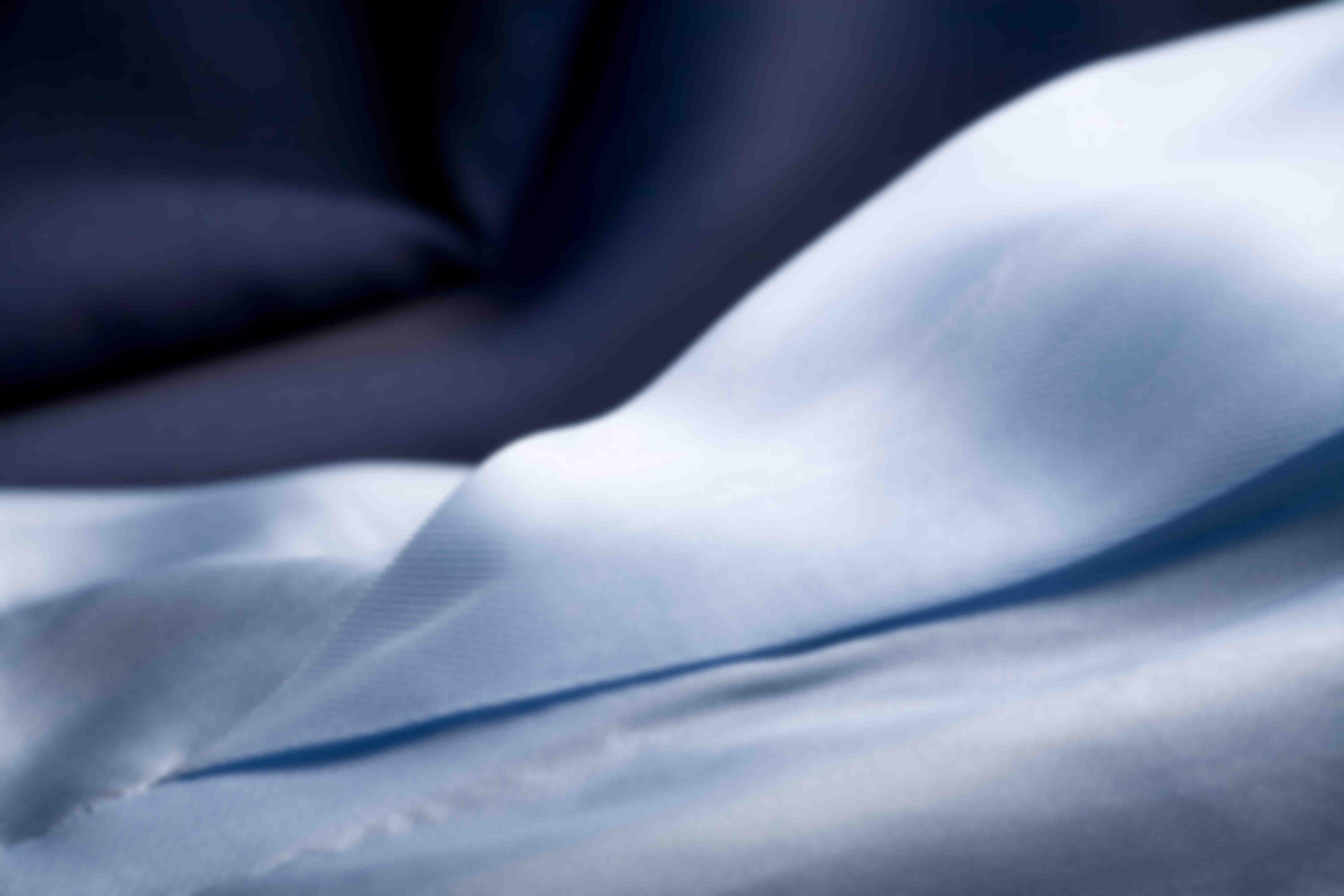 Protection anti trace de transpiration sous les manches des vestes sur mesure