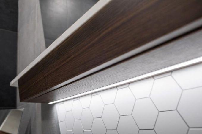 Kupaonica sa skrivenim elementom