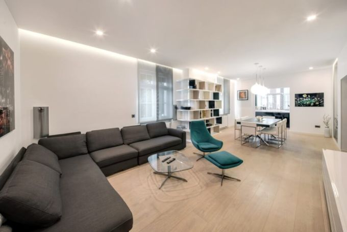 Dnevna soba moderna