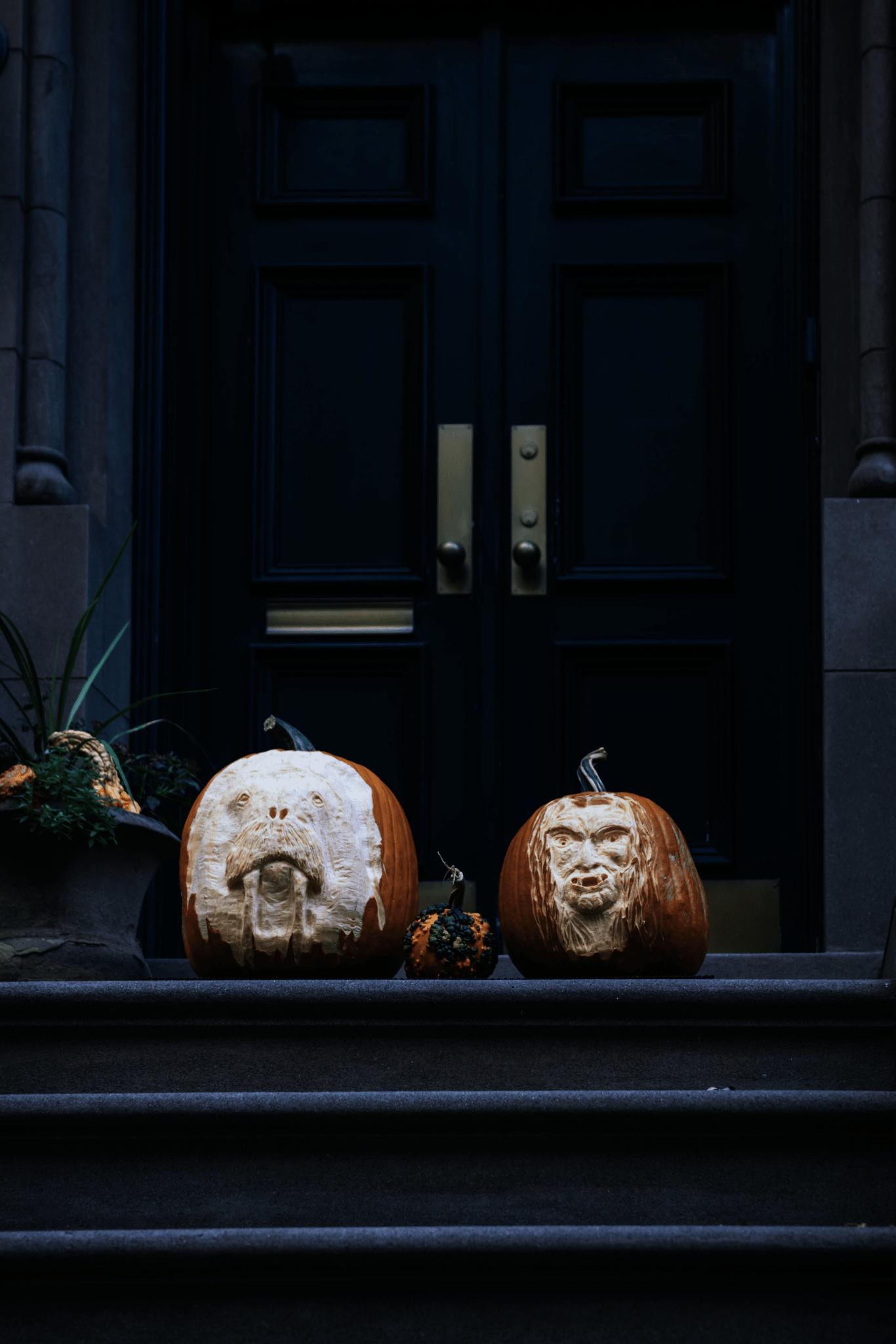 Carve that pumpkin - contest