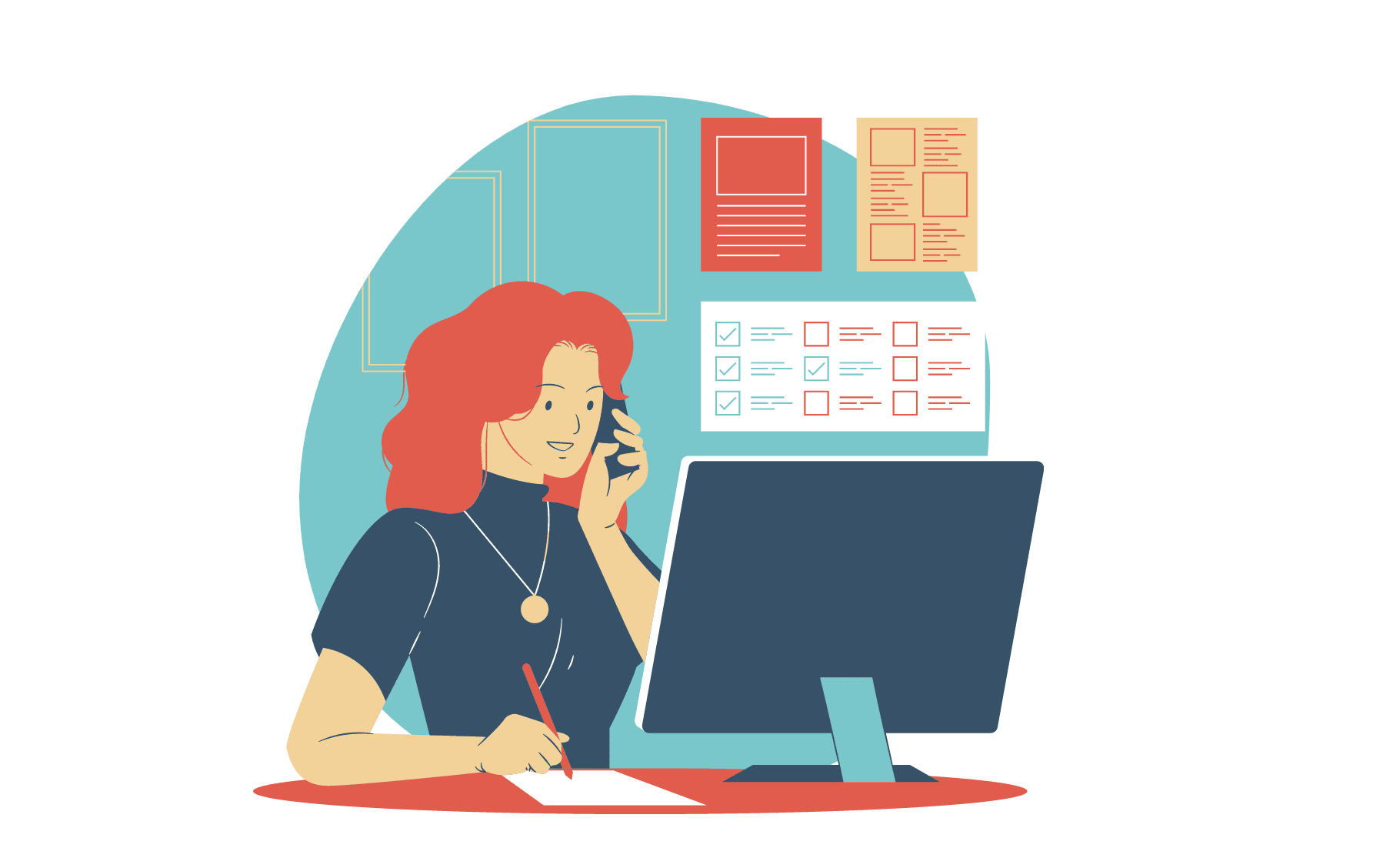 Challenge 2: Collaborative communication is difficult for remote teams.