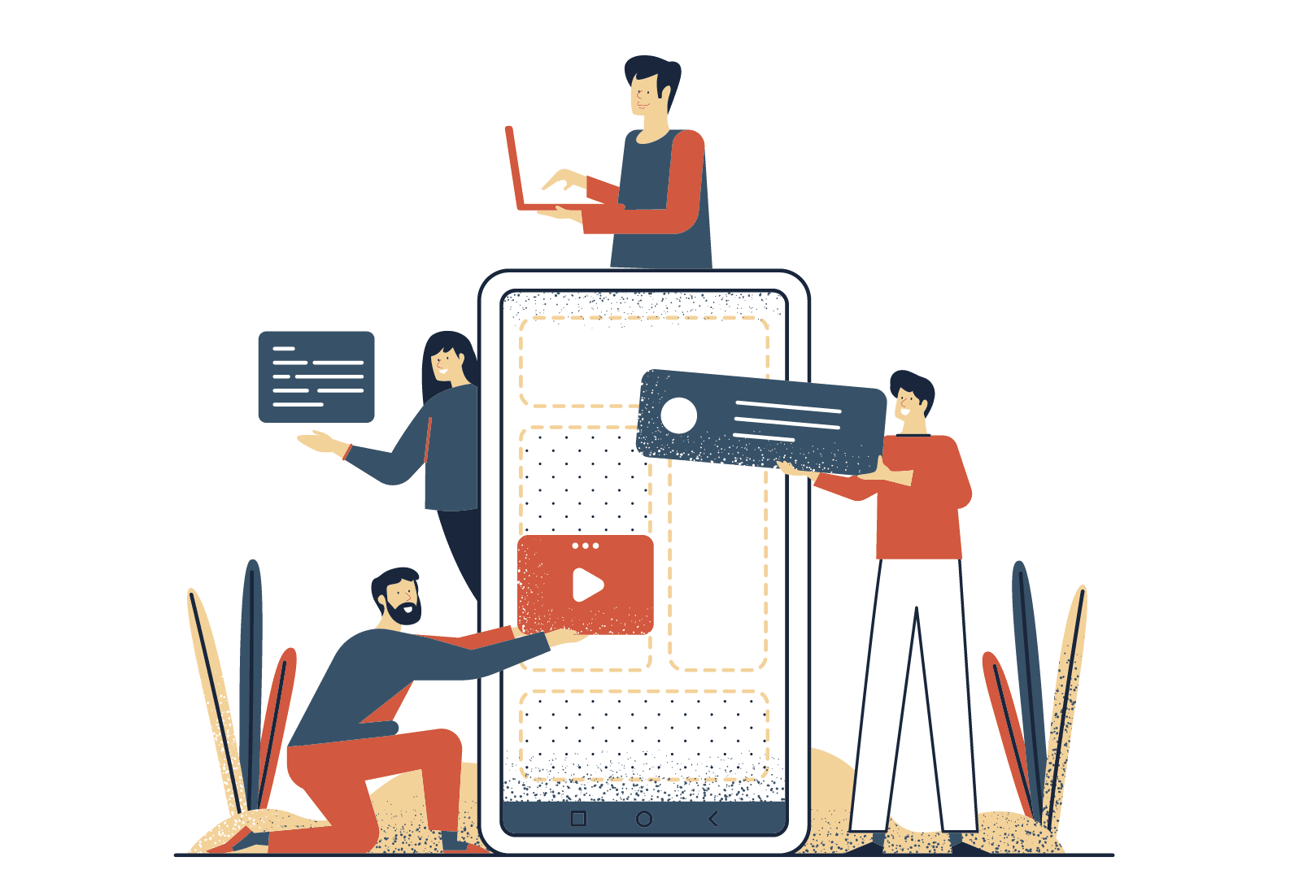 Solution 2: Open communication is the key to having a successful remote team.