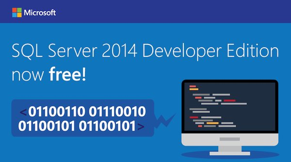 SQL Server 2014 Developer Edition