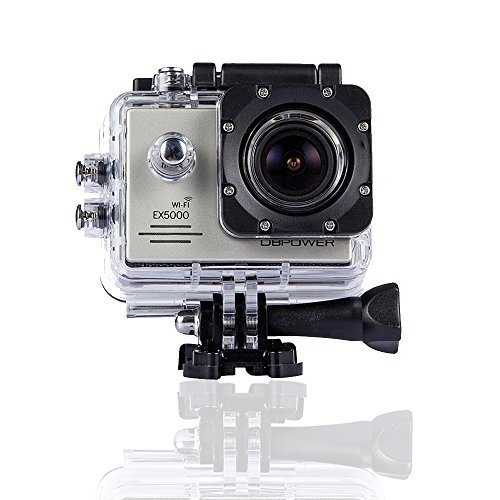 DBPower EX5000- A Great GoPro Knockoff