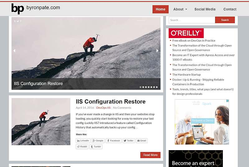 wordpress-renovation-frontpage