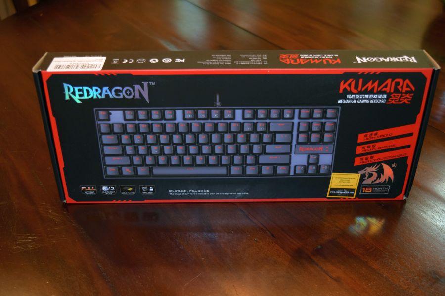 Redragon K552 KUMARA Mechanical Keyboard