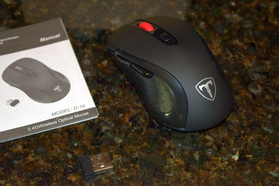 tomoko wireless mouse